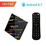 H96 Pro Android 7.1 Mini PC TV Stick 2GB RAM 8GB ROM with Amlogic S912 64Bits...