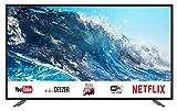 Sharp LC-43UI7252E - Smart TV de 43' (UHD, resolución 3840 x 2160, HDR, Sonido...