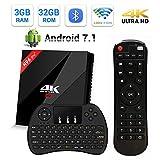 H96 Pro Plus Android 7.1 TV Box [3GB/32GB/4K] Amlogic S912 Octa-core 64 Bits CPU Dual...