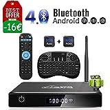 Android TV Box, GooBang Doo XB-III Smart TV Box Android 7.1 Quad Core 2GB RAM/16GB...