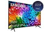 Samsung Crystal UHD 2020 50TU7105- Smart TV de 50' con Resolución 4K, HDR 10+,...