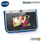 VTech- Storio MAX Tablet Educativa para Niños, Multifunción, Pantalla Táctil de...