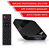 Android TV Box, 2020 TX3 MAX 2 GB RAM 16 GB ROM, Amlogic Quad-Core S905W 64 bits CPU,...
