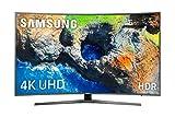 Samsung TV 49MU6655 - Smart TV DE 49' (UHD 4K, HDR, Pantalla Curva, Quad-Core, Active...