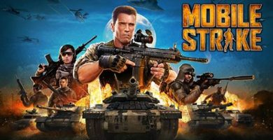 Juego De Guerra Para Android Mobile Strike Android Tv Online