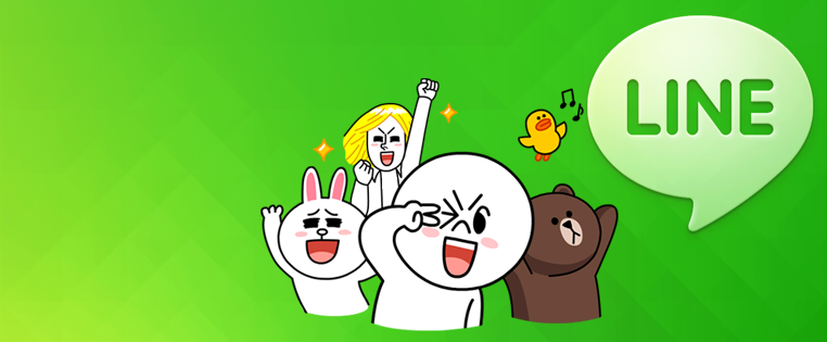 Line la mejor alternativa a whatsapp