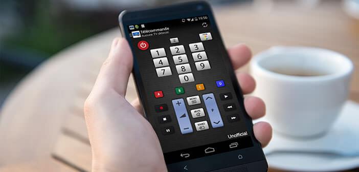 usar móvil como mando a distancia