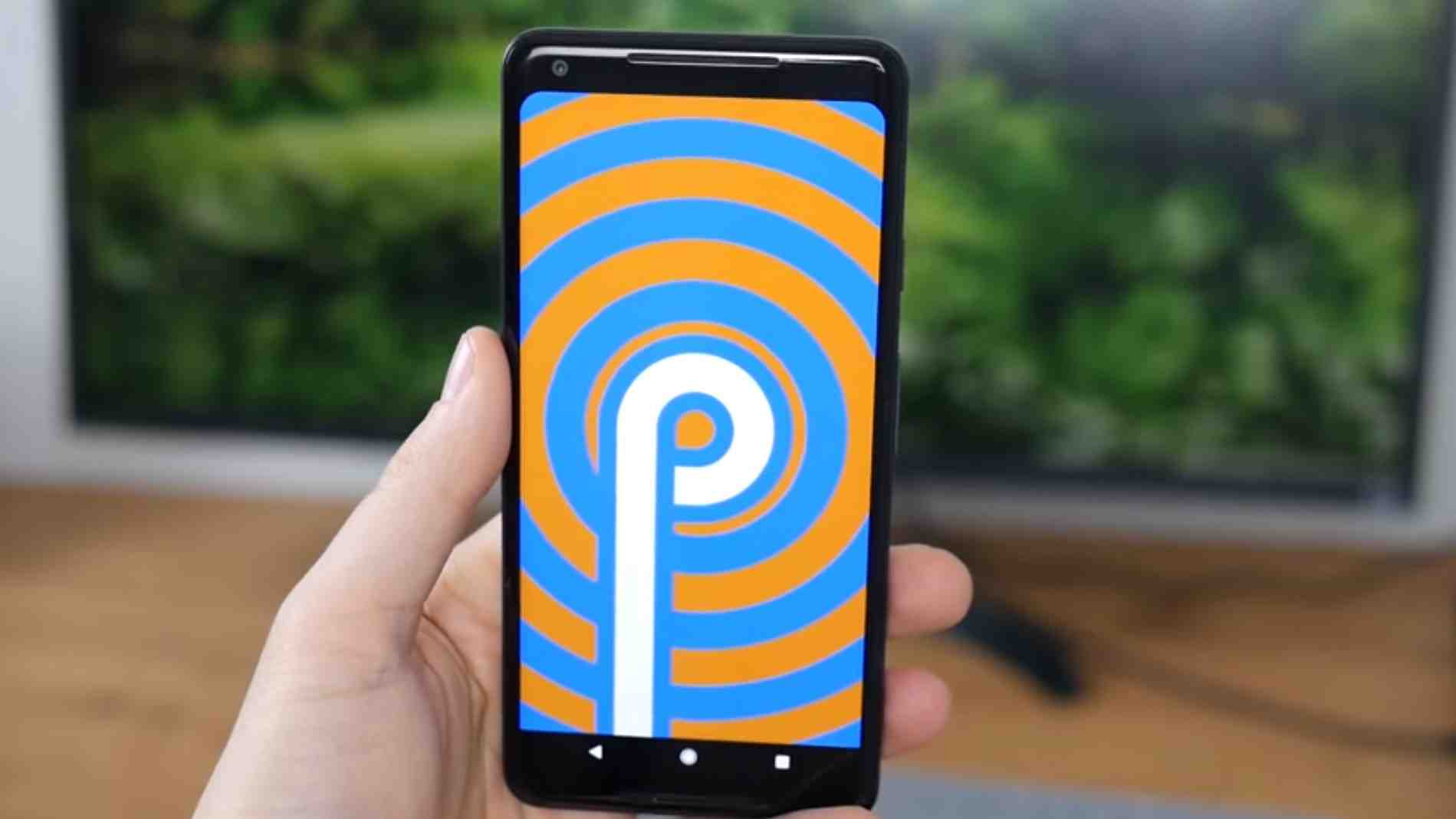 Android pie 9.0