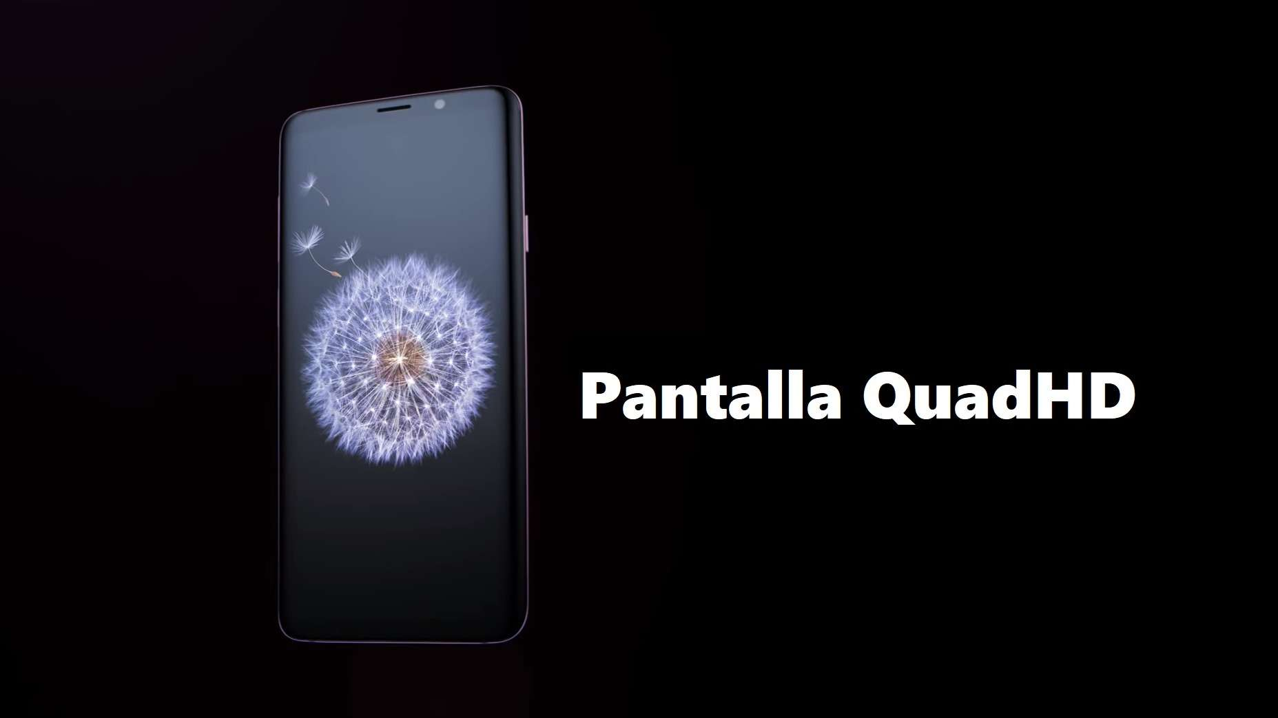 pantalla Samsung Galaxy S9 Plus