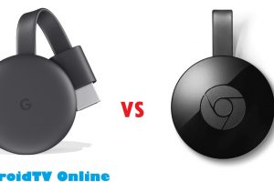 Chromecast 3 vs Chromecast 2