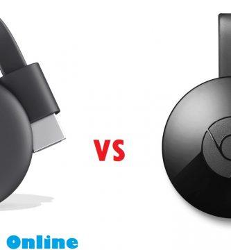 Chromecast 3 vs Chromecast 2
