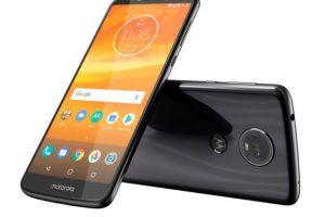 Smartphones Motorola con Android 9 Pie