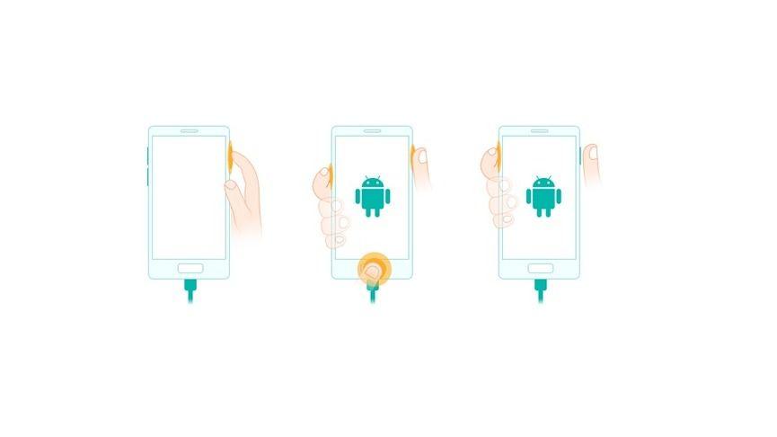 Modo Recovery Samsung