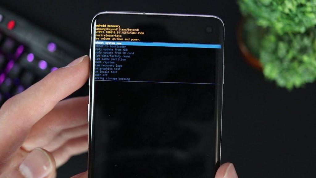 Como formatear android