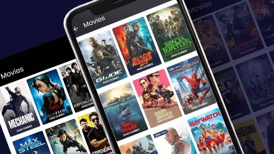 Apps para ver Películas Gratis Legalmente